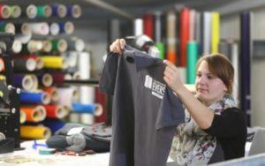 Textildruck Shirts