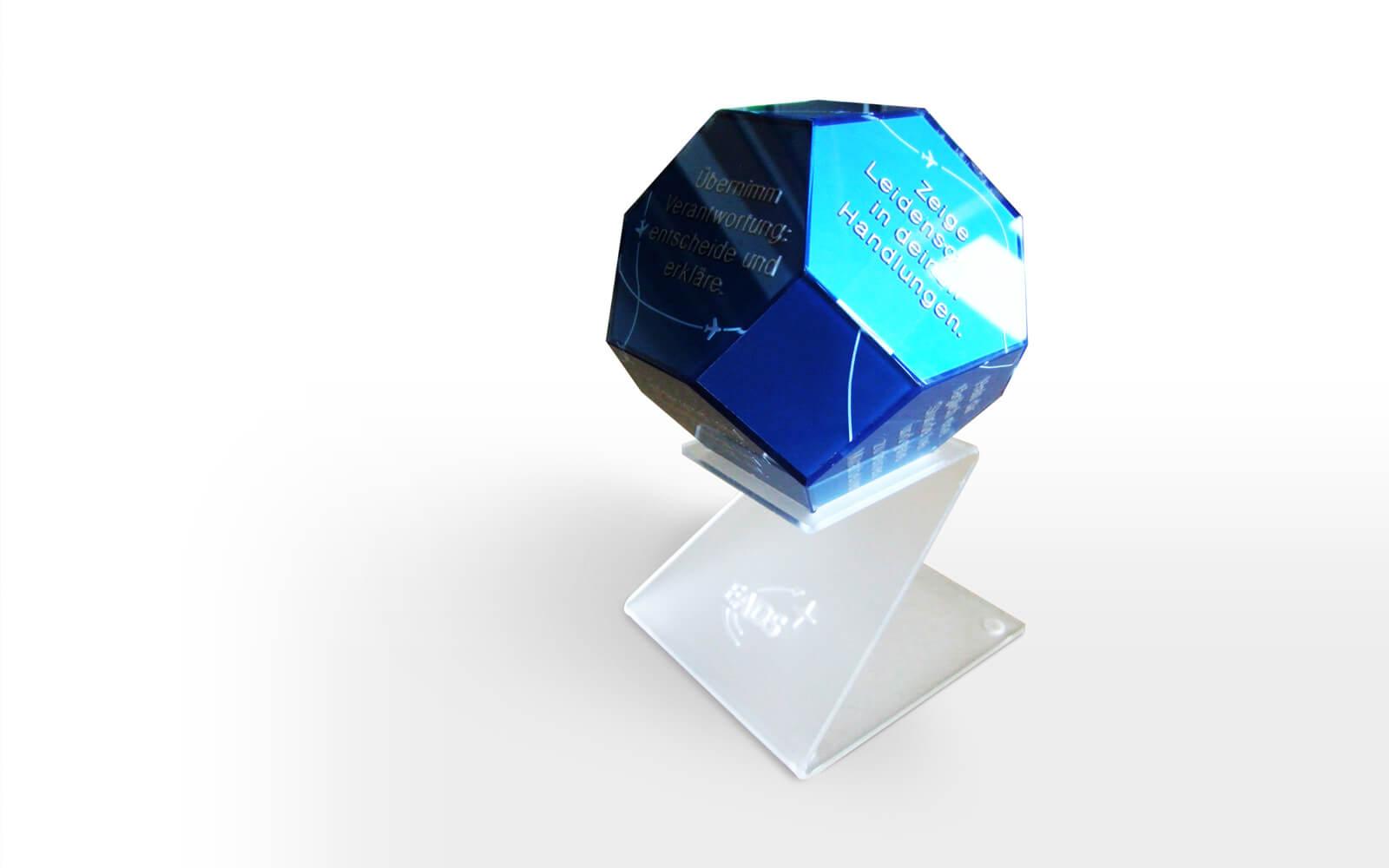 EADS Design Oktaeder