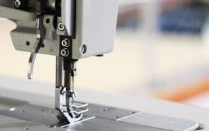 Textildruck Nähmaschine